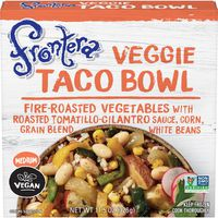 Frontera Vegetable Taco Bowl