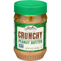 Sprouts Crunchy Peanut Butter
