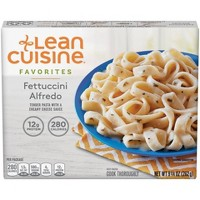 Lean Cuisine Simple Favorites Frozen Fettuccini Alfredo - 9.25oz