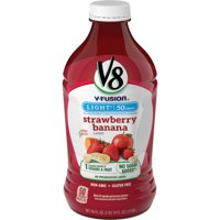 V8 Light Strawberry Banana, 46 oz.