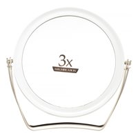Professional 1x/3x Mirror with Metal Stand, 9113 (color may vary)