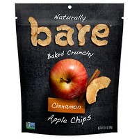 Bare Baked Crunchy Cinnamon Apple Chips - 3.4oz