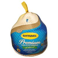Butterball Premium All Natural Medium Frozen Young Turkey - 13-16lbs - priced per lb