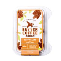 Ladybird Provisions Happy Cacao Butter Coffee Bombs