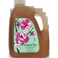 AriZona Green Tea, with Ginseng and Honey