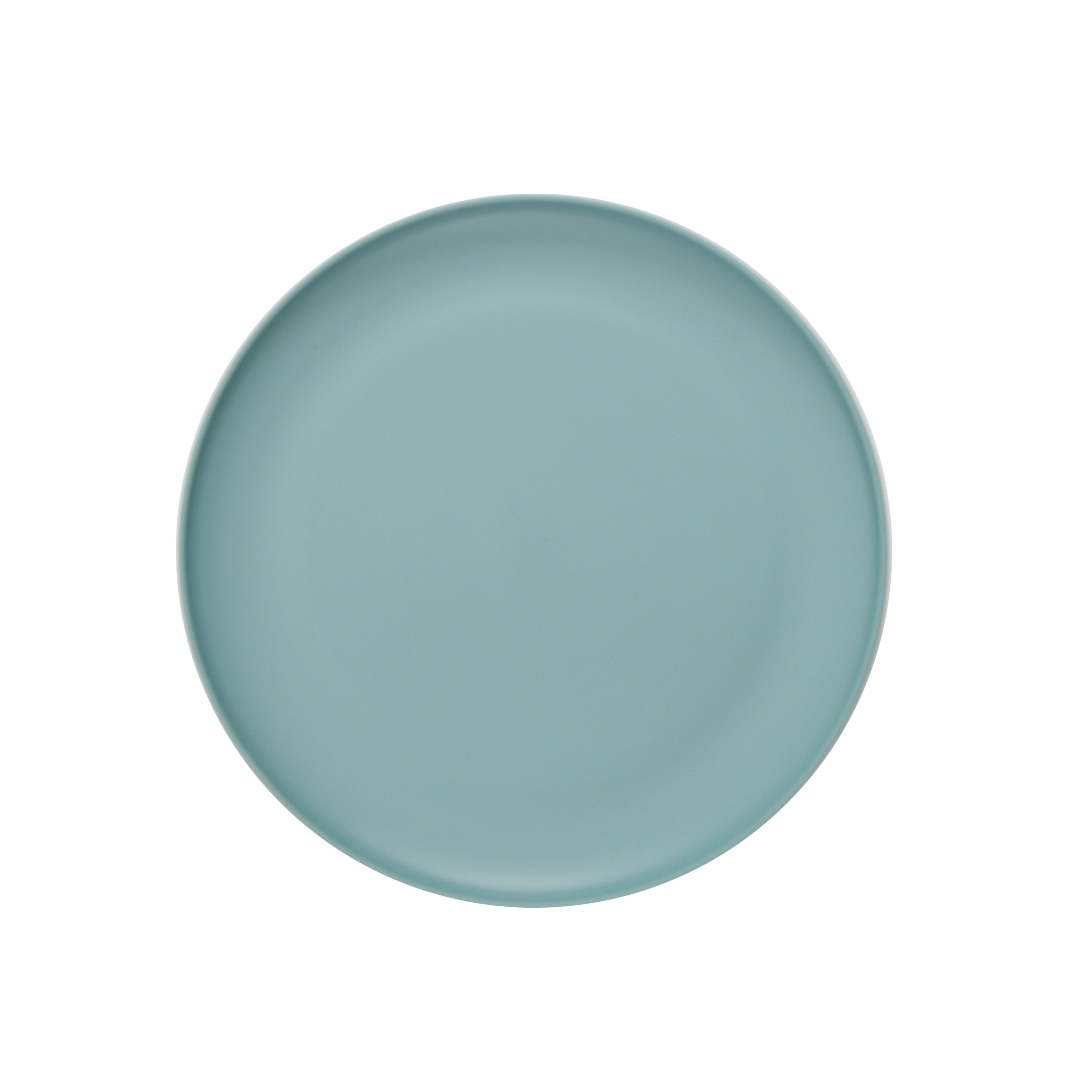 Mainstays Teal 10.5-Inch Plastic Plate