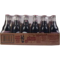 Dr Pepper Made With Real Sugar, 24 x 12 oz