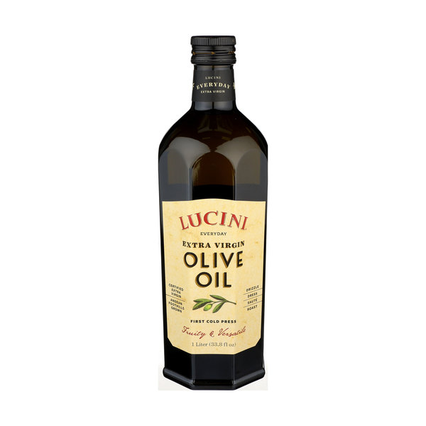 Lucini Everyday Extra Virgin Olive Oil, 1 L