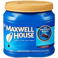Maxwell House Original Medium Roast Ground Coffee - 30.6oz
