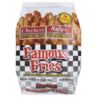 ConAgra Foods Checkers Rallys Famous Fries, 28 oz