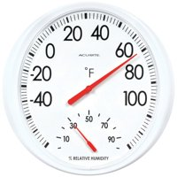 AcuRite Thermometer with Humidity 00324