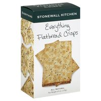 Stonewall Kitchen Flatbread Crisps, Everything