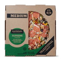 Marketside Supreme Pizza, Medium
