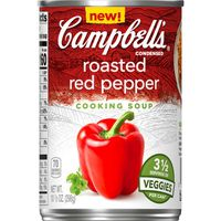 Campbell's Cooking Soup, Roasted Red Pepper