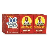 Sun-Maid Raisins - 6ct/1oz
