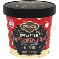 Private Selection Cup & At A.M. Honeycrisp Apple Spice Muffin Mix