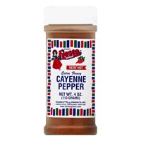 Fiesta Brand Cayenne Pepper (Very Hot), 4 oz jar