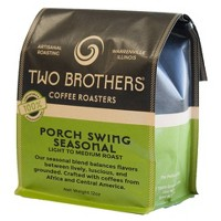 Two Brothers Porch Swing Seasonal Medium Roast Coffee - 12oz