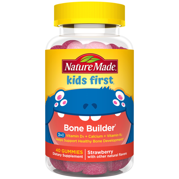 Nature Made Kids First Bone Builder