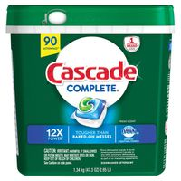 Cascade Complete Action Pacs, 90 ct
