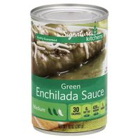 Signature Enchilada Sauce, Green, Medium