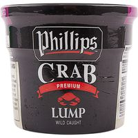 Phillips Lump Wild Caught Premium Crab Meat, 16 oz