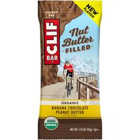 Clif Bars Nut Butter Filled Banana Chocolate Peanut Butter Energy Bar
