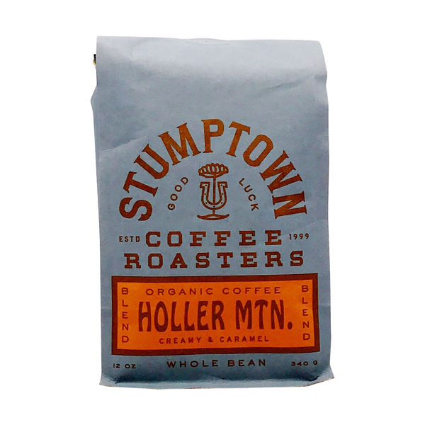 Stumptown coffee roasters Organic Holler Mountain Whole Bean Coffee, 12 oz