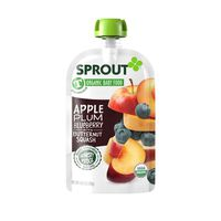 Sprout Power Pak Apple with Superblend Blueberry Plum