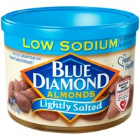 Blue Diamond Almonds, Lightly Salted Almonds, 6 Oz