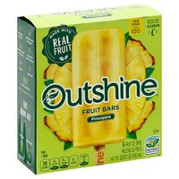 Outshine Pineapple Fruit Bars