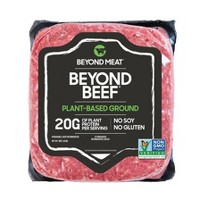 Beyond Meat Plant Based Ground Beef - 1lb