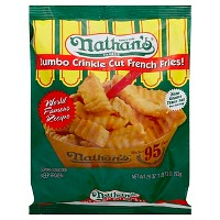 Nathan's Frozen Crinkle Fries - 28oz