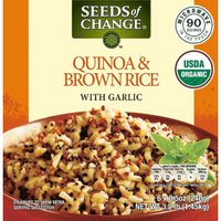 Seeds Of Change Organic Quinoa And Brown Rice, 6 x 8.5 oz
