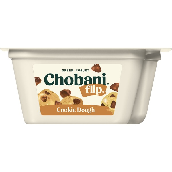 Chobani Yogurt, Greek, Cookie Dough