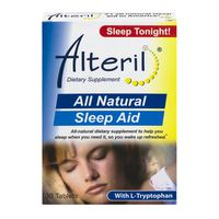 Alteril Dietary Supplement All Natural Sleep Aid Tablets - 30 CT