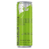 Red Bull Green Edition Energy Drink - 12 fl oz Can
