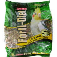 Forti-Diet Cockatiel Nutritionally Fortified Food