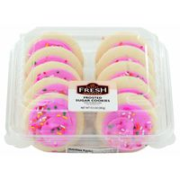 Kroger Frosted Sugar Cookies
