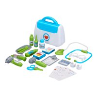Kid Connection Deluxe Doctor Play Set, 27 Pieces