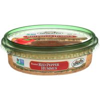 Sprouts Roasted Red Pepper Hummus