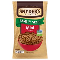 Snyder's of Hanover Mini Pretzels, 16 Ounce Bag