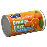 Hill Country Fare Frozen Calcium Enriched Orange Juice From Concentrate