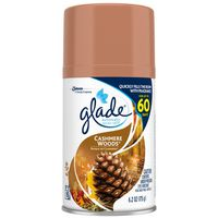 Glade Automatic Spray Refill, Cashmere Woods