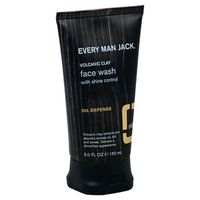 Every Man Jack Face Wash, with Shine Control, Volcanic Clay