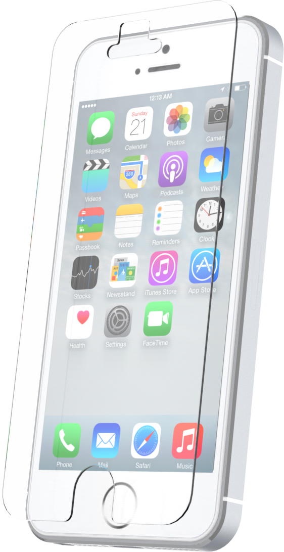 Onn Glass Screen Protector For Iphone 5 5s Se From Walmart In Austin Tx Burpy Com