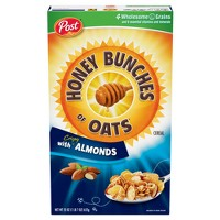 Honey Bunches of Oats with Crispy Almonds Breakfast Cereal - 23oz - Post