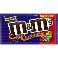 M&M's Caramel Share Size Chocolate Candies - 2.83oz