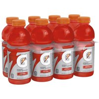 Gatorade Thirst Quencher Fruit Punch Sports Drink, 20 Fl. Oz., 8 Count
