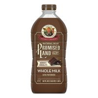 Promised Land Dairy Midnight Chocolate Whole Milk